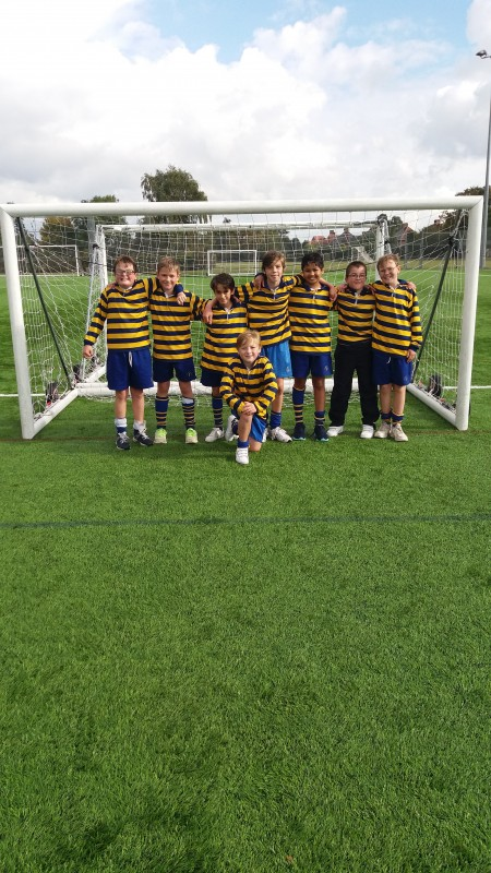 CBSSP YEAR 5 & 6 BOYS FOOTBALL TOURNAMENT