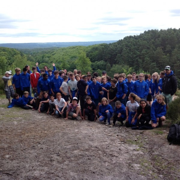 SENIOR PGL MARCHANTS HILL TRIP – DAY 1 BY JACK