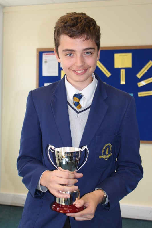 YEAR 9 PUBLIC SPEAKING COMPETITION