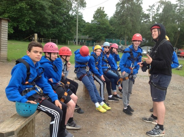 SENIOR PGL MARCHANTS HILL TRIP – DAY 2