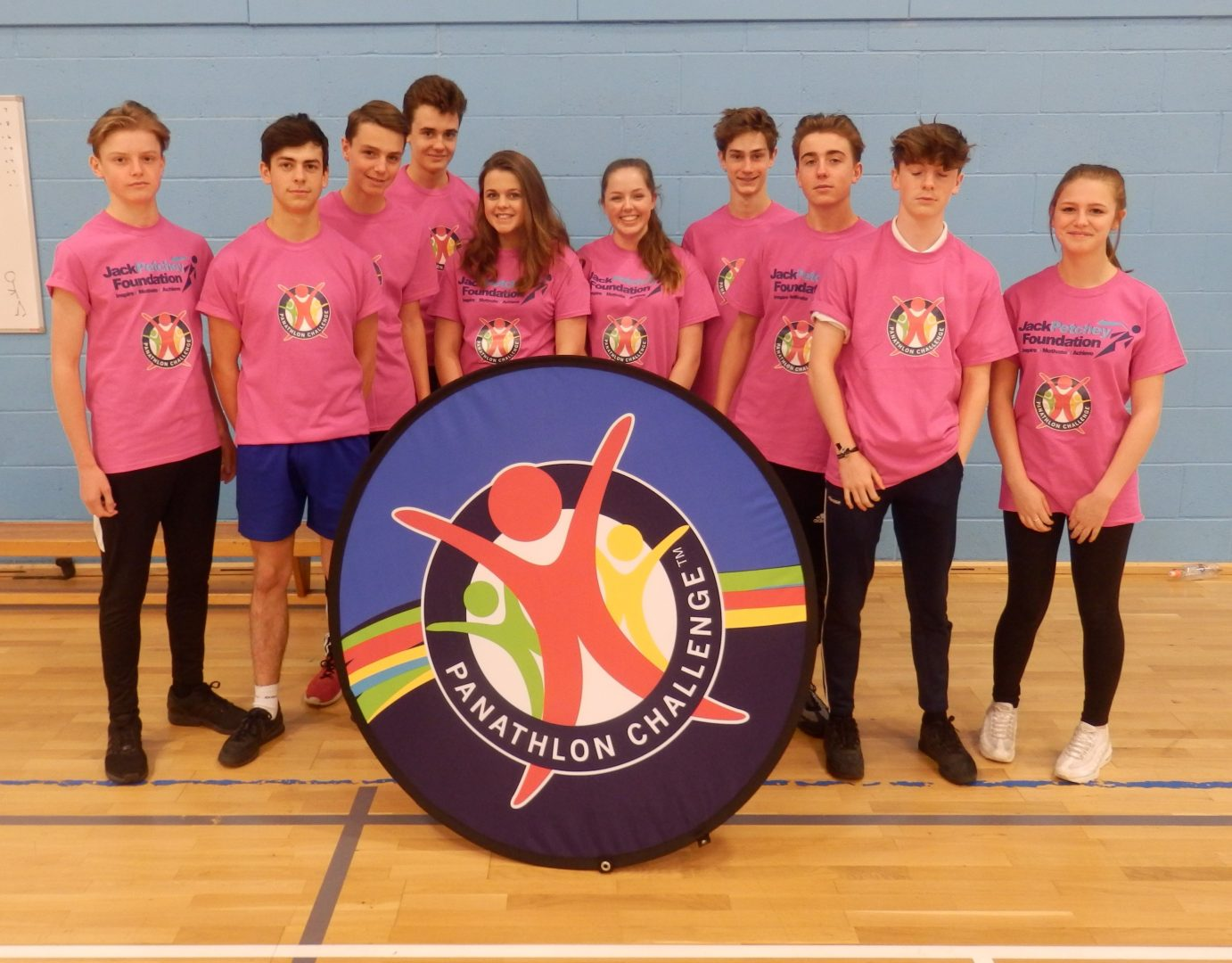 Colchester High School Pupils Show Leadership at Panathlon Challenge
