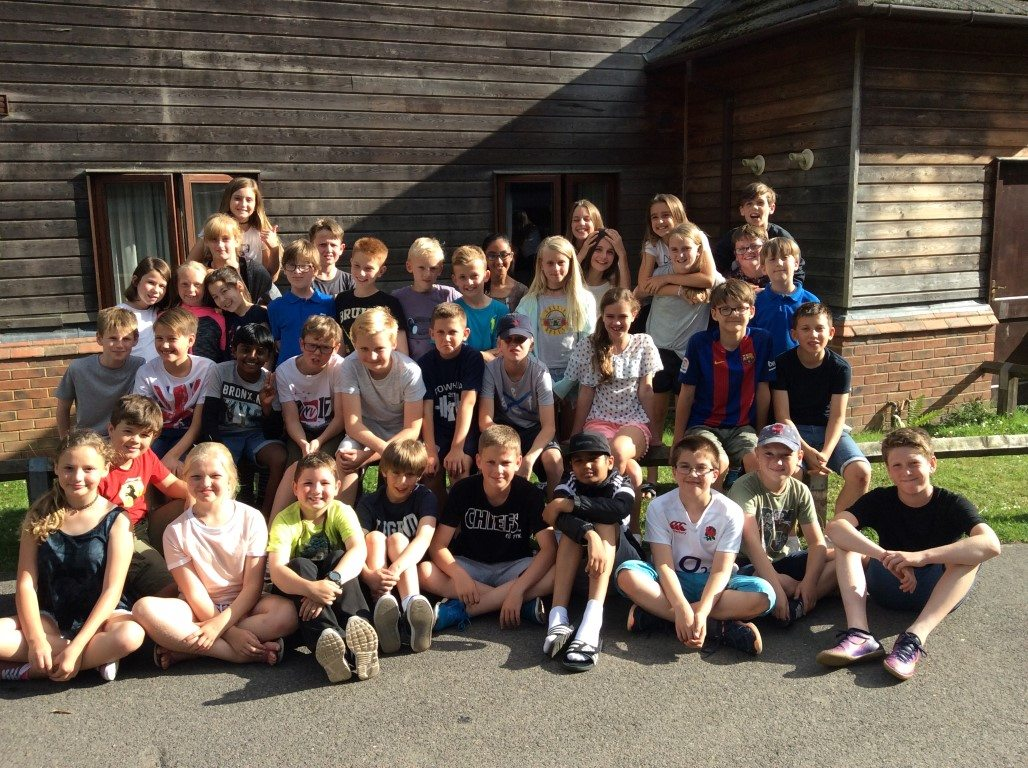CHS pupils enjoy day out