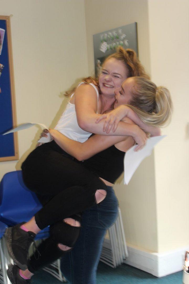 Colchester High School Students Celebrate GCSE Achievements