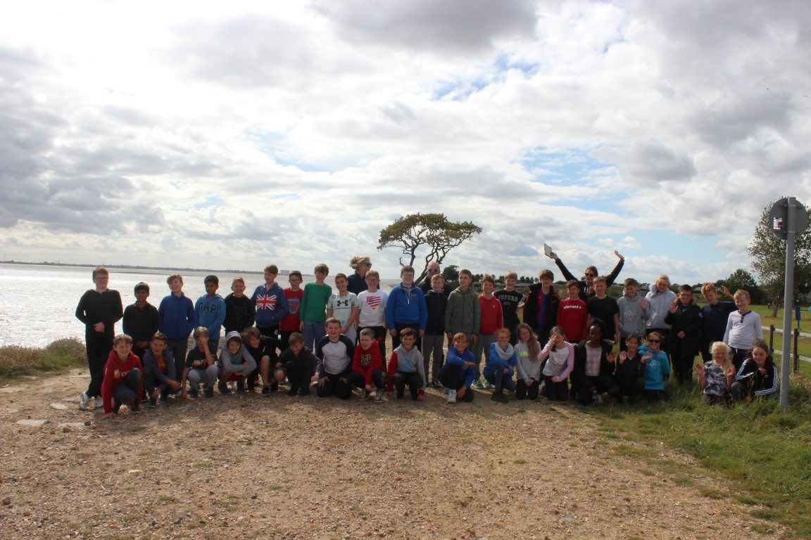 CHS pupils enjoy day trip to the woodlands