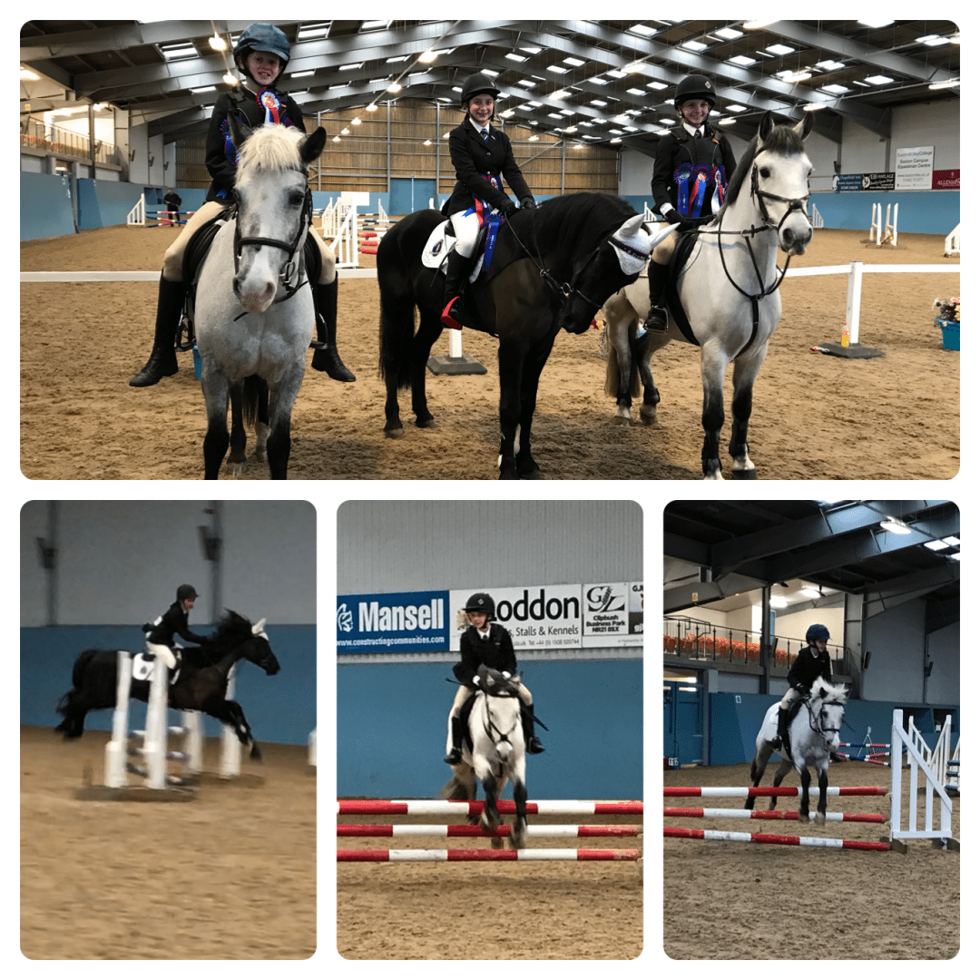 NSEA Regional Championships Equestrian Team Success