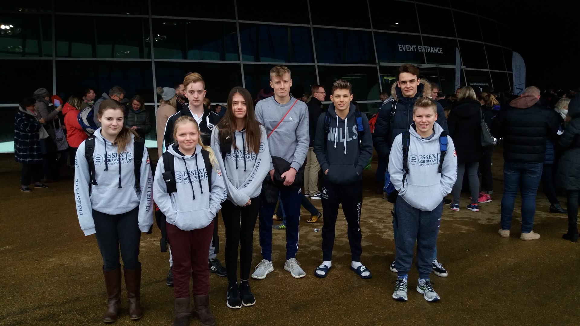Colchester High School Medal Success at ISA Swimming Nationals