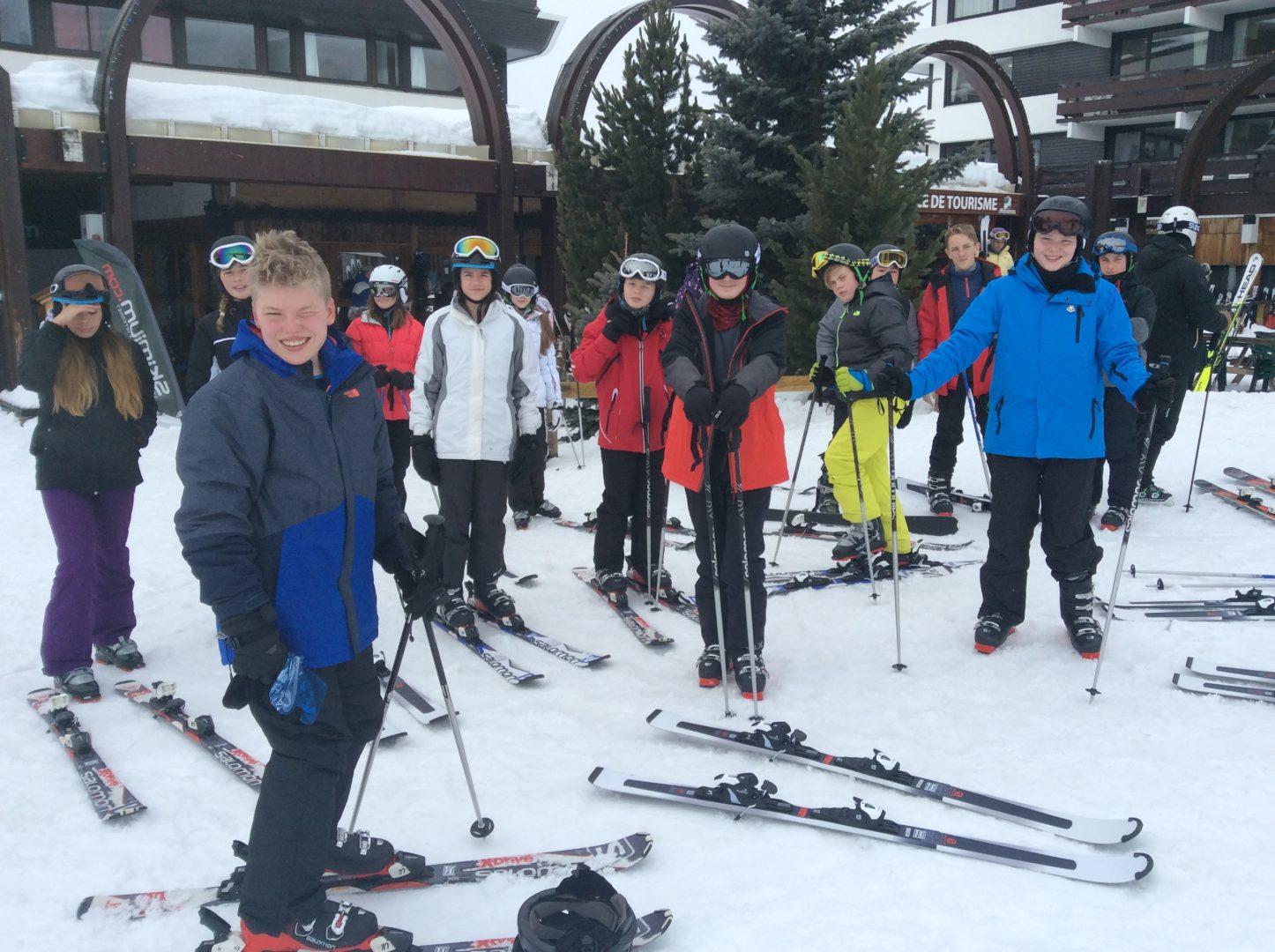 CHS Ski Trip 2018