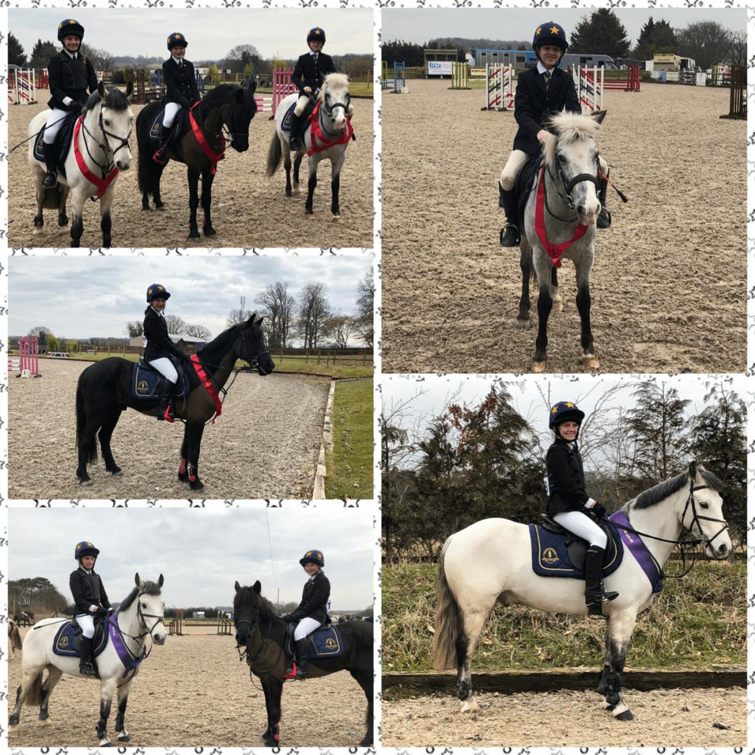 Super proud of CHS Equestrian team!