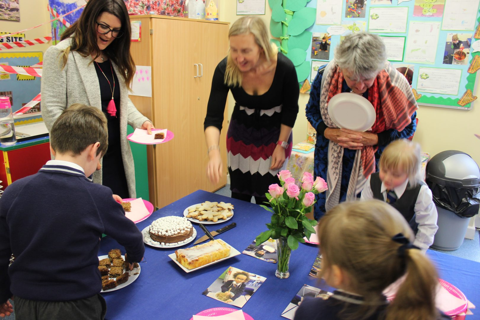 Reception Pupils Celebrate their Mothers