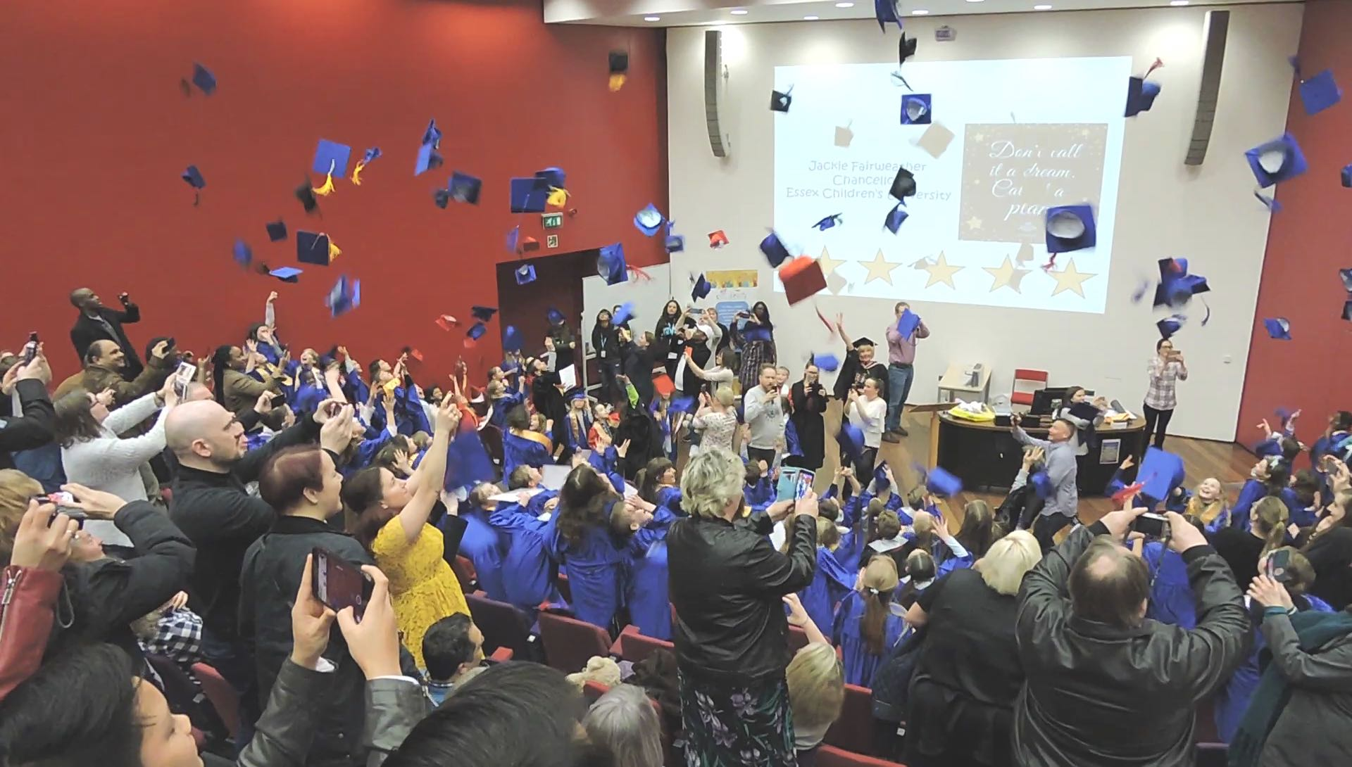 Hats off to Children's University Passport to Learning Programme