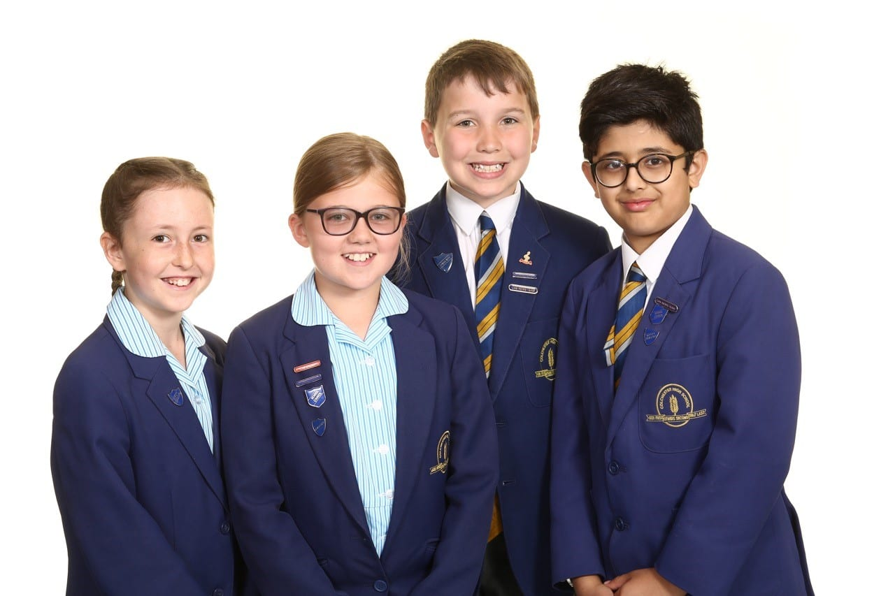 Congratulations to our New Lower School Head Pupils