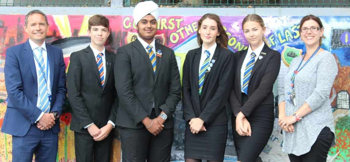 Congratulations to Our New Senior School Head Pupils