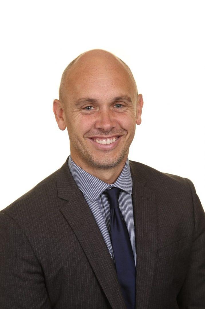 Mr Nick Mussett
