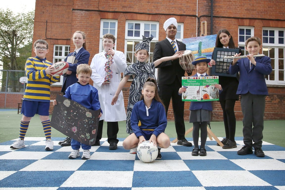 Enhanced Character Development Programme Launched at Colchester High School