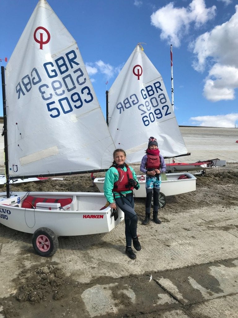 Top Places for CHS Sailing Team at the National ISA Sailing Regatta