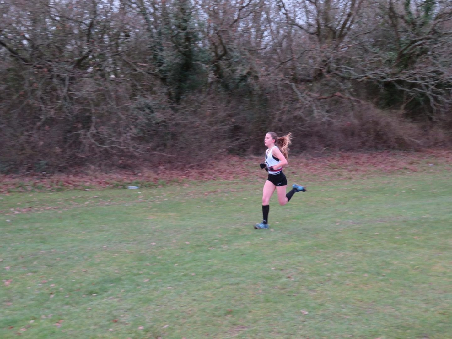 Amazing Performances at The Essex Schools Cross Country
